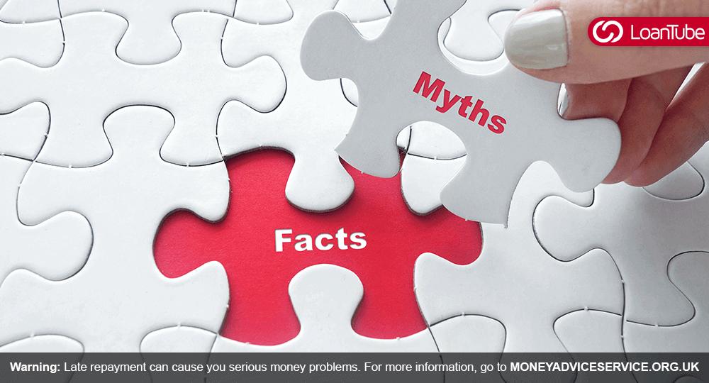 Credit Score Myths   LoanTube