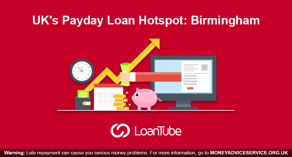 UK's Payday Loan Hotspot: Birmingham