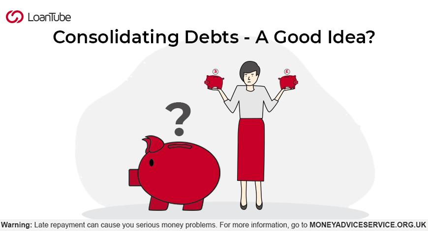 Debt Consolidation FAQ | UK | LoanTube