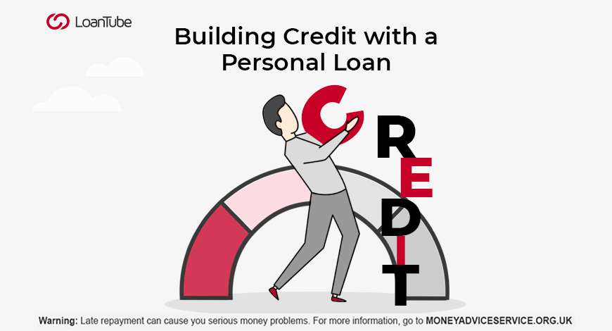Build credit with Personal Loans