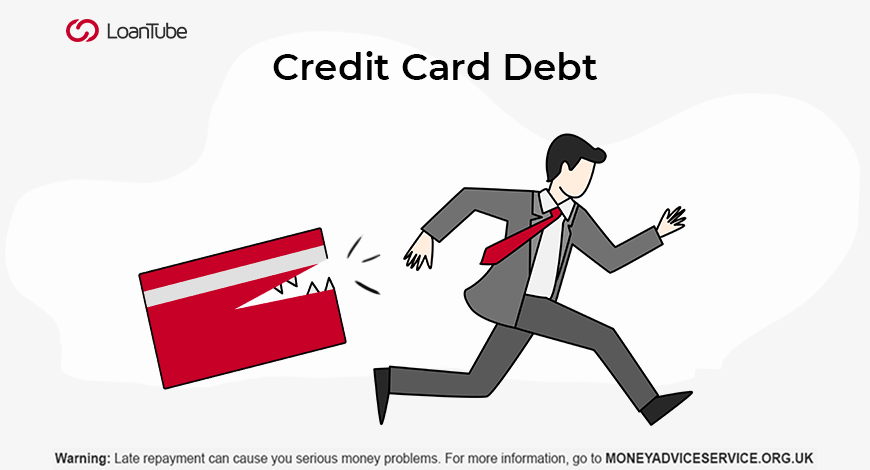 Credit Card Debt | UK | LoanTube