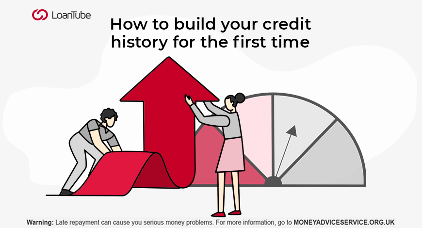 Building Credit History For the First Time