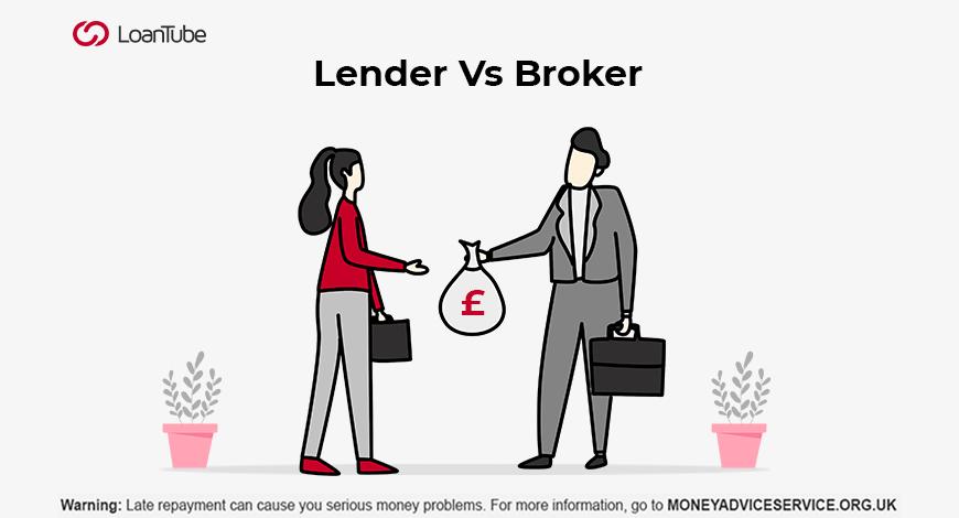 Lender Vs Broker