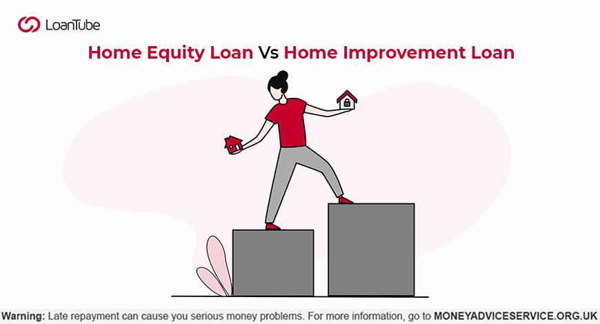 Home Equity Loan | Home Improvement Loan | UK | LoanTube