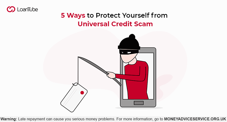 5 Ways to Avoid Universal Credit Scams