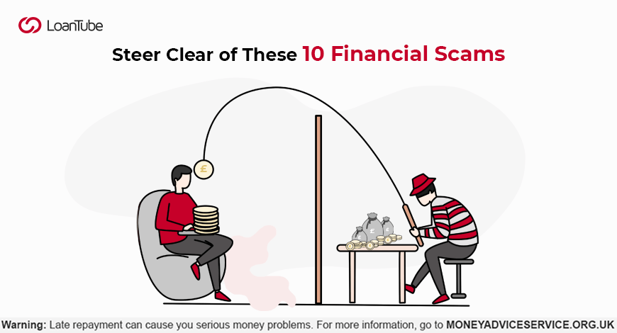 10 Financial Scams to Watch Out For