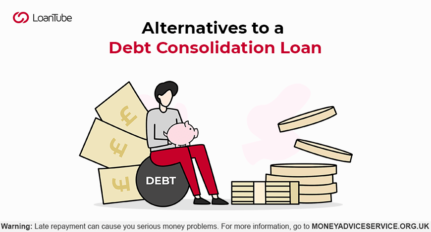 5 Alternatives to a Debt Consolidation Loan