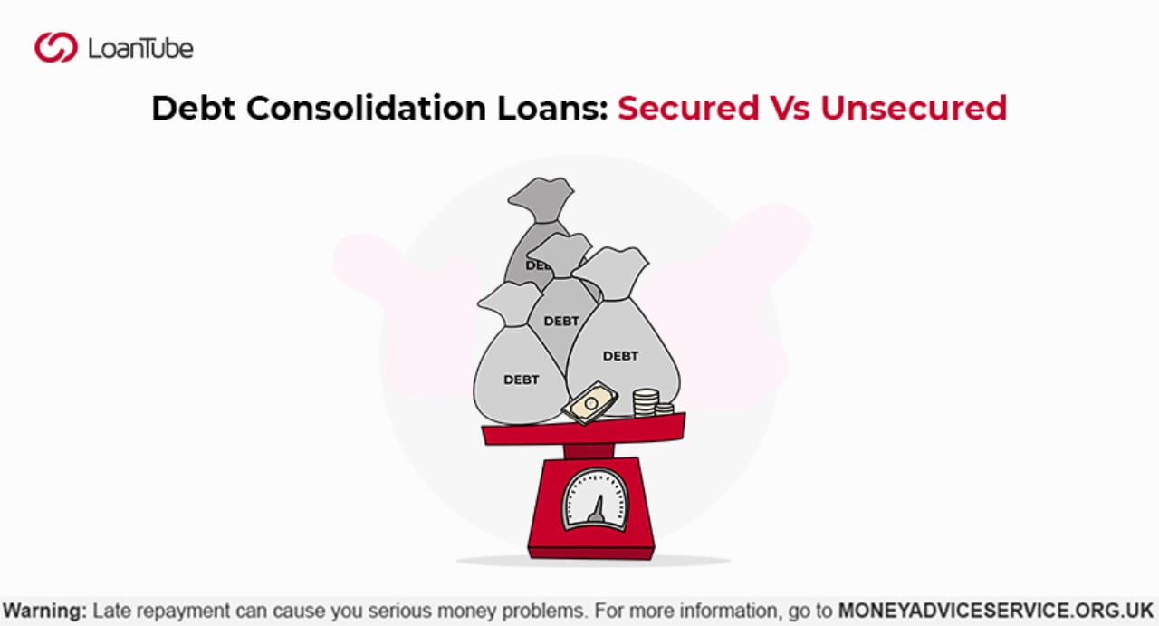 Debt Consolidation Loans: Secured Vs Unsecured